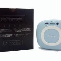 Speaker bluetooth bcare portable mini original/speaker murah/kabel dat