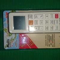 Remote AC Joker Samsung Daikin Mitsubishi