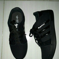 Sepatu Adidas Back To School Hitam