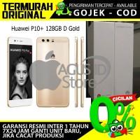 READY STOCK BNIB Huawei P10 Plus / P10+  Gold 128GB Garansi 1 Tahun