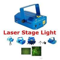Laser stage mini proyektor / LIQUID SKY - PATTERN MINI Berkualitas