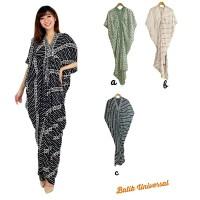 Jual KAFTAN BATIK Dress Panjang Modern Hijab Fatimah -Parang BW KF013 Murah 8eedcfc7d2