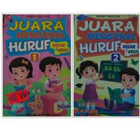 Buku Anak,Belajar Menulis Abjad untuk PAUD/TK