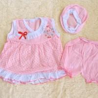 dress bayi / baju bayi lucu murah / baju bayi newborn / jumper bayi