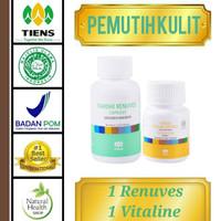 sehat alami Paket perawatan kecantikan wajah/Pemutih/Penghilang