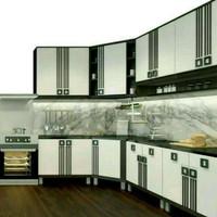 Lemari saayur Kitchen set infinity set atas bawah