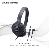 Special Price Audio-Technica ATH-S100iS BK ( EX ) BLACK