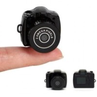 Jual Y2000 Mini DV Camera Spy Video Recorder - Kamera Intai - OLB3070 Murah