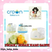 Promo Crown Food Processor Blender Makanan bayi Crown easy blend mul