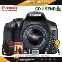 kamera digital camera vlog Kamera Canon 1300D Kit 18 55mm F 3 5 5 6 I