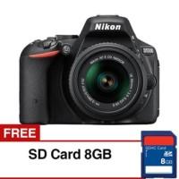 kamera digital camera vlog Nikon D5500 24 2MP LENS KIT 18 55 VR