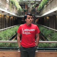 Kaos Labuan Bajo Lengan Pendek Polos Indonesia Travel Backpacker