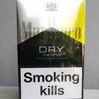 Rokok Marlboro Dry Menthol
