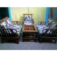 Sofa/Kursi Tamu Jati GAJAH