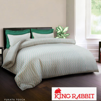 Bed Cover King Rabbit - Double 230 - Yukata Tosca