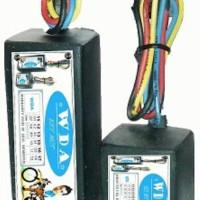Pengaman alarm Motor sensor sentuh jari merk WDA Bergaransi ANTI TEK