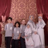 Terbaru 2018 Gamis Anak Nibras Nsap 52 - Abu-Abu Muda, 0 Terlaris