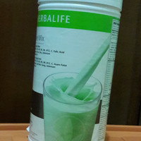 Susu#herbalife F1 Nutritional Shake Mix Rasa Baru Choco Mint#original