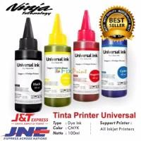 Tinta Refill Printer Isi Ulang Universal Ink Import Korea Canon