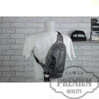 Harga tas slempang slingbag nike gray premium import   Pembandingharga.com