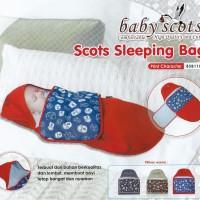 Selimut Kantong Tidur Bayi Baby Scots – Sleeping Bag Print Character