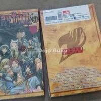 KOMIK Komik Seri: Fairy Tail ( Hiro Mashima )
