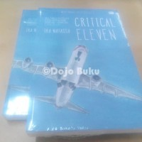 Novel Critical Eleven (Ika Natassa)