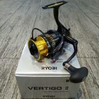 Low Price! Reel Pancing Ryobi Vertigo II 4000 6 1BB