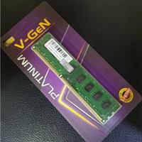DDR3 8GB PC-12800/1600Mhz RAM PC/Komputer V-GeN Longdimm PLATINUM