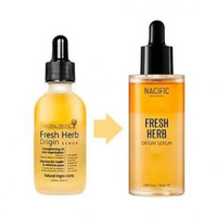 NATURAL PACIFIC Fresh Herb Origin SERUM 50ML [ORIGINAL 100%] face oil