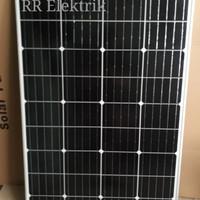 Solar Panel / Solar Cell / Panel Surya GH 100wp Mono