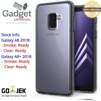Case Samsung Galaxy A8 & A8 Plus 2018 - Original Ringke Rearth Fusion