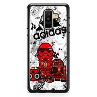Adidas Star Wars W3455 Samsung Galaxy A6 Plus 2018 Custom Case