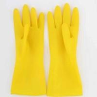 Sarung tangan karet / latex / gloves / sarung tangan cuci piring