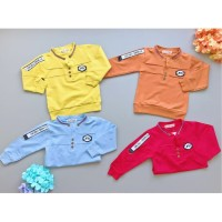 TOP SELLER !! babyfit RACING BABY baju atasan blus anak import NEW