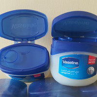 Vaseline Pure Petroleum Jelly 120ML - Vaselin 100% Asli Made in Arab