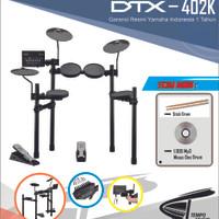 Drum Elektrik Yamaha DTX402 / DTX402K / DTX 402 / 402K (Penerus 400k )