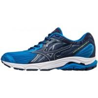 9ccaa4dece019 Sepatu Lari Original Mizuno Wave Inspire 14 Direct Blue J1GC184417