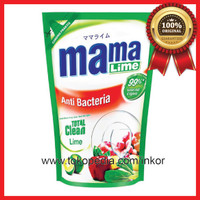 MAMA LIME TOTAL CLEAN LIME REFILL POUCH 1.6L