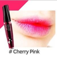 [ORIGINAL] Tony Moly - Delight Tony Tint / Liptint #01 Cherry Pink
