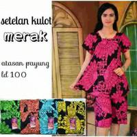 Harga Grosir Batik Pekalongan Setelan Travelbon.com