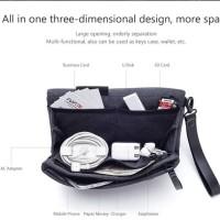 Xiaomi Digital Storage Gadget Organizer Clutch Dompet Tas