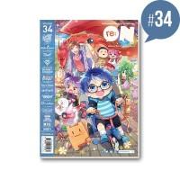 re:ON Comics Volume 34 Komik Reon
