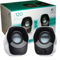Speaker LOGITECH Z120 for Laptop Notebook Netbook PC Komputer