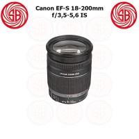 Lensa Canon EF-S 18-200mm F3,5-5,6 IS ; Canon Lens 18-200mm Sapu Jagat