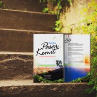 Buku puisi bait-bait pasar Kemit / buku kebumen / gombong