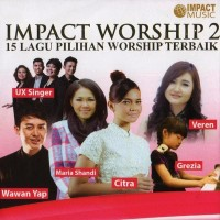 CD lagu rohani Impact Music (Original) - Impact Worship Vol.2