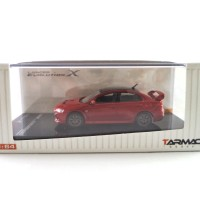 Tarmac Works Mitsubishi Lancer Evolution X Final Edition Rally Red