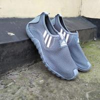 Sepatu Santai Adidas Jawpaw Slip On Import Vietnam Terbaru