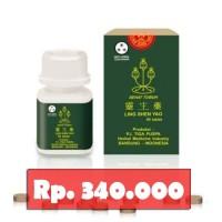 Ling Shen Yao Tablet - Obat / Jamu Herbal Kanker Kista Mioma Tumor